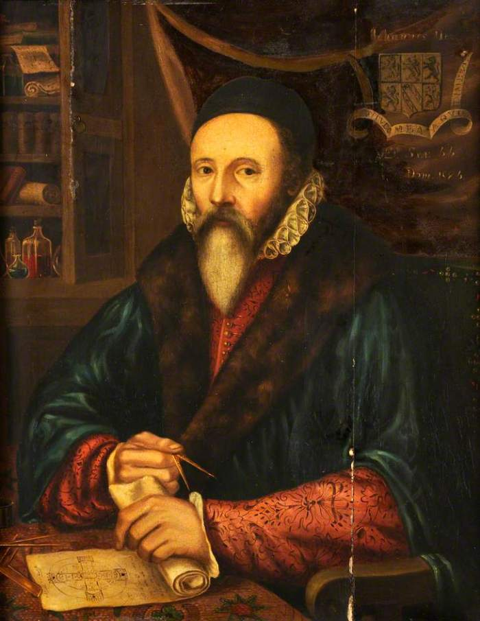Dr John Dee